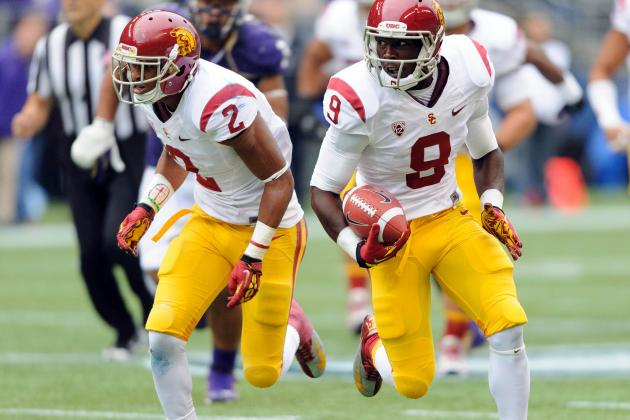 USC and Its Receivers Will Give Notre Dame More Trouble Than Oklahoma