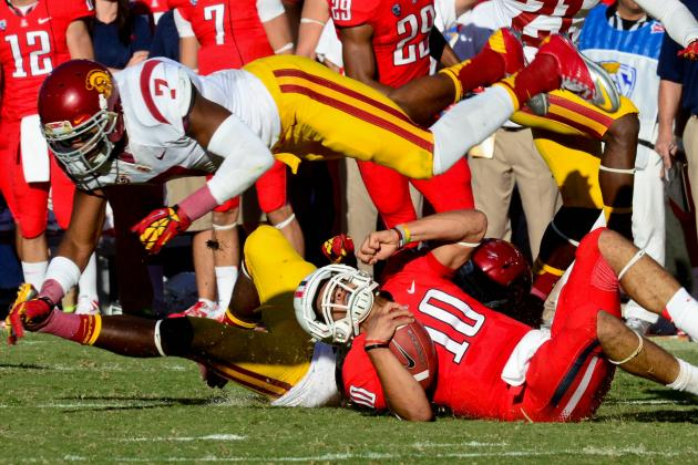 Schools, Conferences and NCAA Are Failing Where Concussions Are Concerned