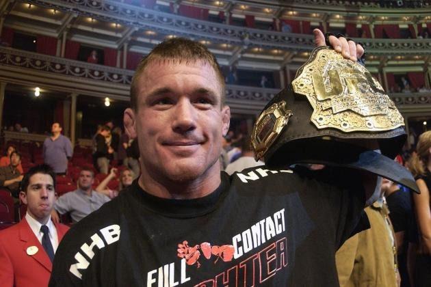Matt Hughes' UFC Legacy: His Early Fights Hooked Me and Many on MMA