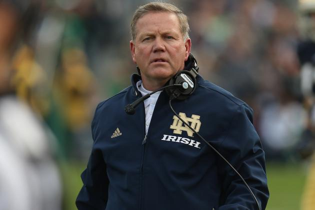Notre Dame Football: Keys to a Fighting Irish Victory over Pittsburgh in Week 10