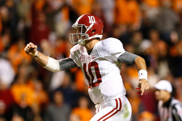 Alabama Football: AJ McCarron Is Biggest Key to Success for Crimson Tide vs. LSU