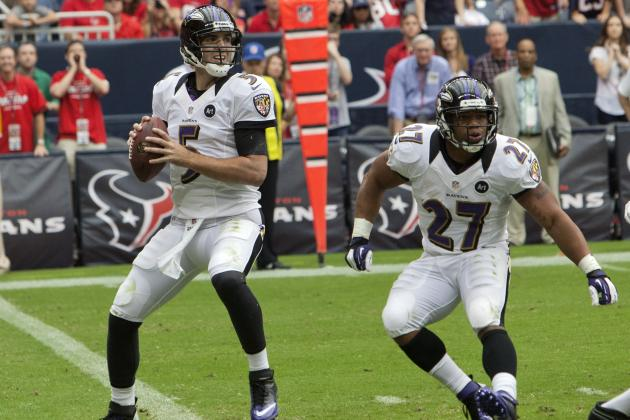 Baltimore Ravens Progress Report: Where Do Things Stand Headed into Week 9?