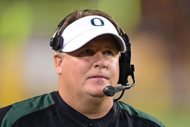 Why Is Chip Kelly Taking His Foot Off the Gas in 2012? Answer: He's Isn't.