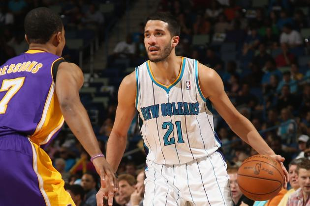 Hornets Exercise Contract Option for Vasquez