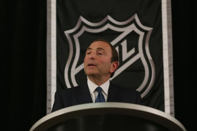 NHL Lockout: Leafs-Wings Winter Classic Faces Chop This Week