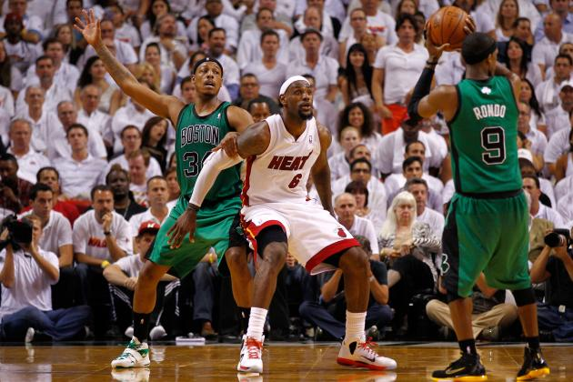 Boston Celtics vs. Miami Heat: Live Score, Results and Game Highlights