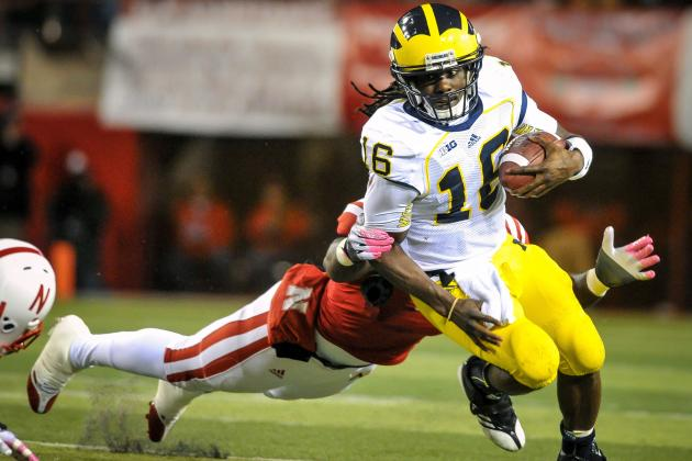 Michigan Football: Keys for Wolverines to Avoid Crushing Upset vs. Minnesota