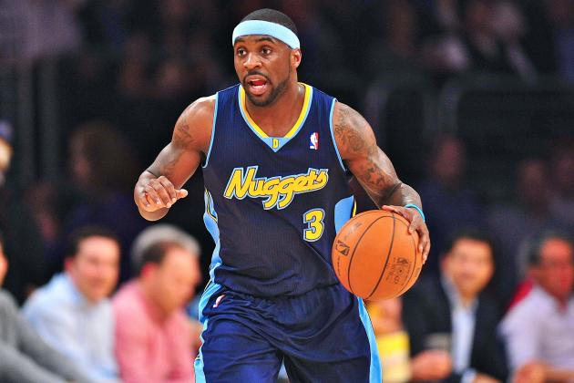 Ty Lawson Signs 4-Year, $48 Million Extension with Denver Nuggets