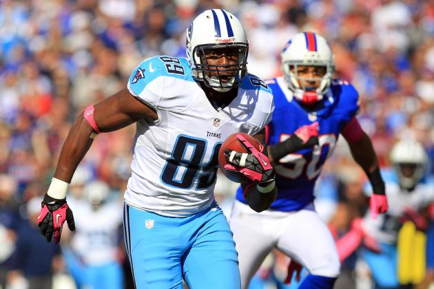 NFL Rumors: Titans Misuse of Jared Cook Must Prompt Deadline Deal