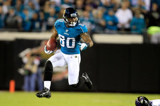 Grading Mike Thomas Trade from Jaguars to Lions