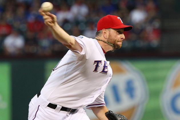 Report: Rangers Decline 2013 Options for Feldman, Tateyama