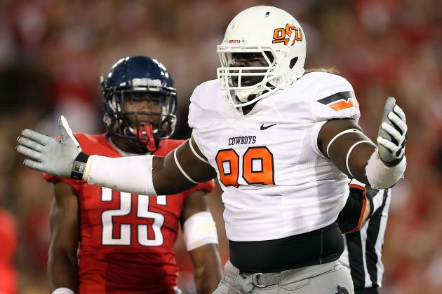 Oklahoma State's Calvin Barnett Charged with Misdemeanor