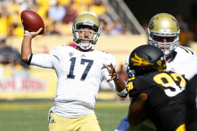 UCLA Football: Review of the Arizona State Win; a Look at Arizona