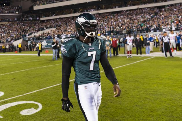 Why the Philadelphia Eagles Shouldn't Bench Michael Vick