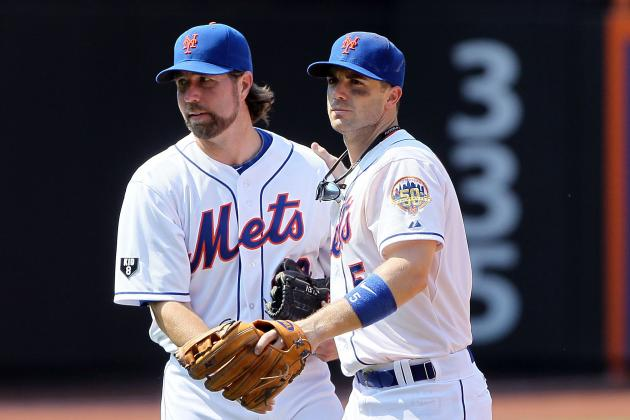 Mets Exercise Options on Wright, Dickey