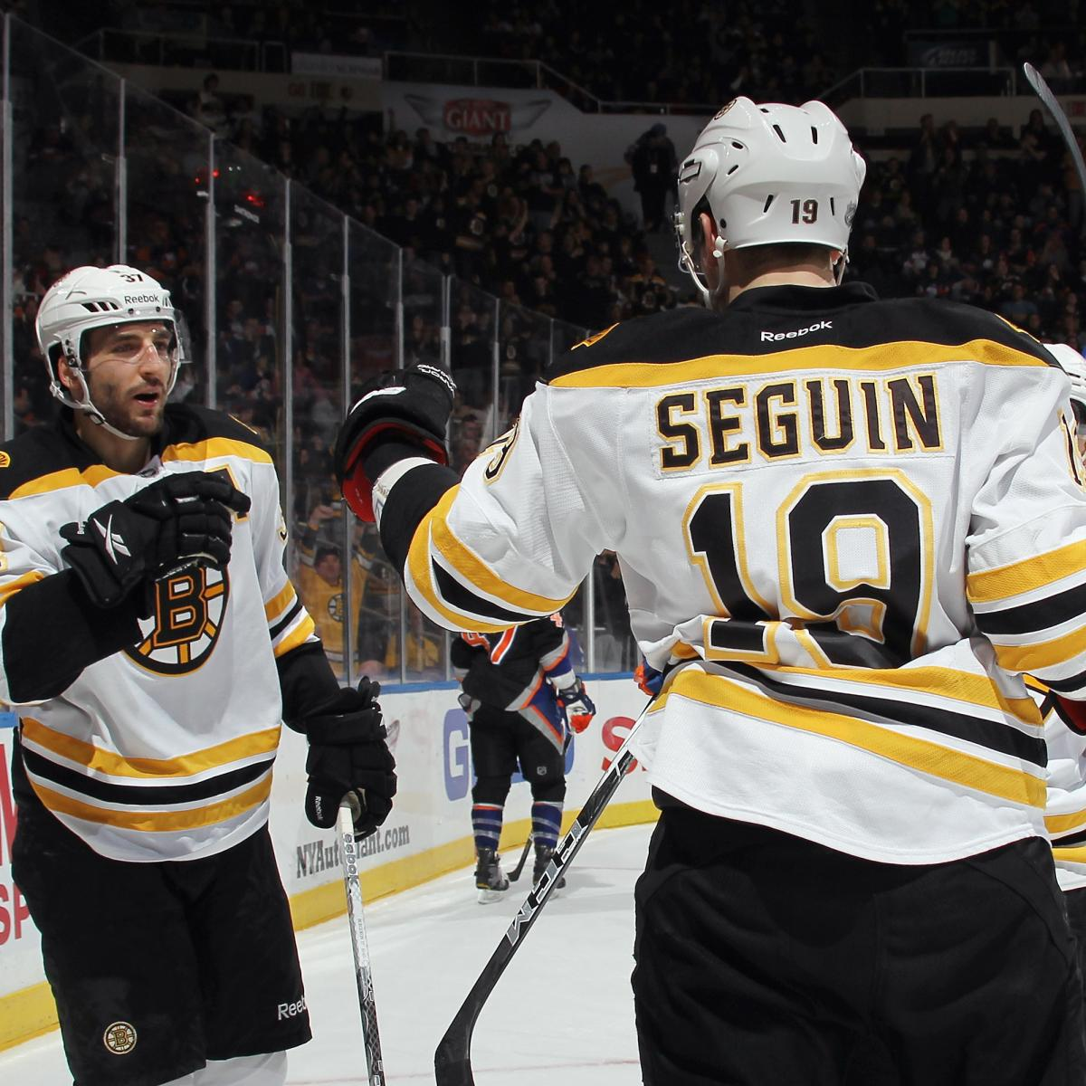 Boston Bruins In Switzerland: Patrice Bergeron Returns