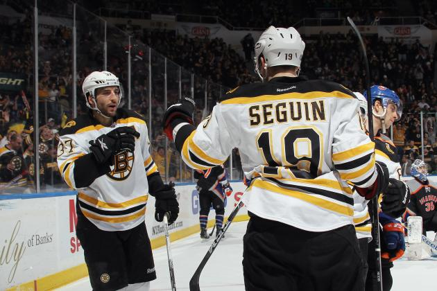 Boston Bruins in Switzerland: Patrice Bergeron Returns from Injury