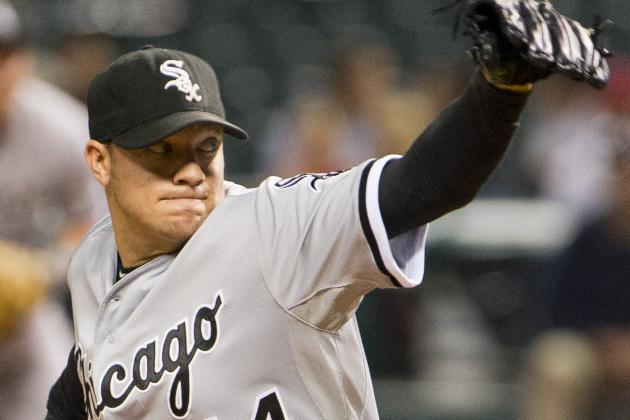 Jake Peavy Signs 2-Year, $29 Million Extension with Chicago White Sox