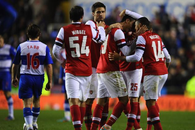 Capital One Cup: Rating Arsenal's Youngsters in Dramatic 7-5 Win vs Reading