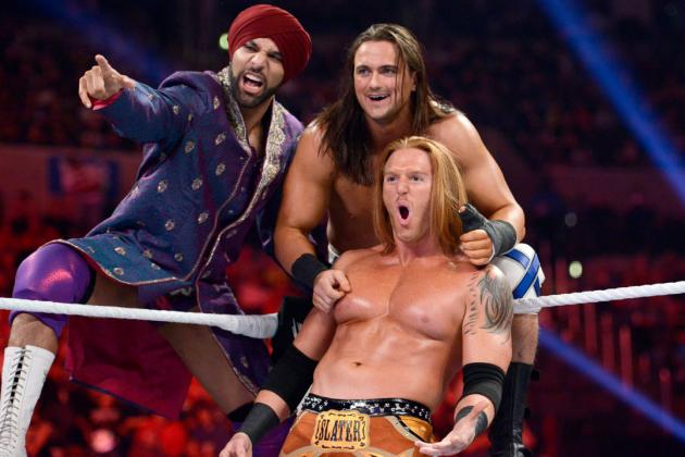 WWE's Undercard Must Show Their Worth at Survivor Series