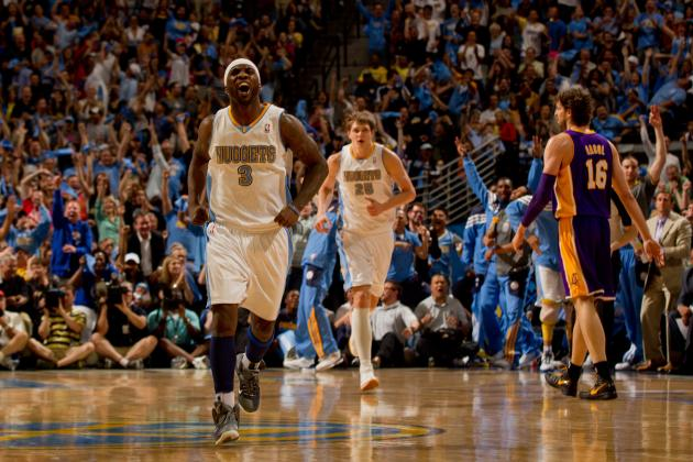 Ty Lawson: New Deal Proof Nuggets Guard Is One of NBA's Biggest Rising Stars