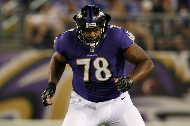 NFL Trade Rumors: Is Bryant McKinnie Heading to the Arizona Cardinals?