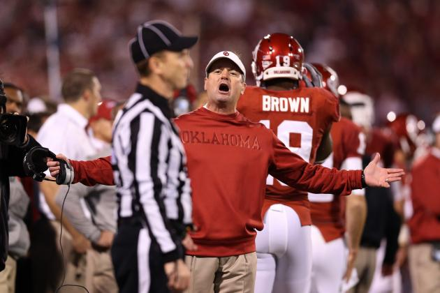 Oklahoma Football: Is Bob Stoops Making a Mistake with Up-Tempo Offense?