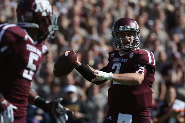 Texas A&M Football: Why Perfect Storm of Talent, Coach & League Have Ags Rolling