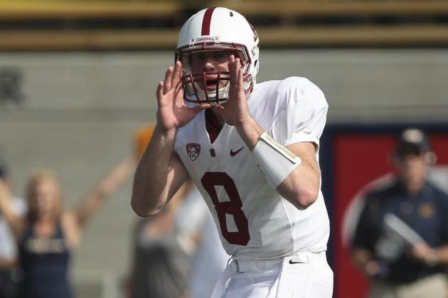 Stanford Looking at Using Two QBs More Against Colorado