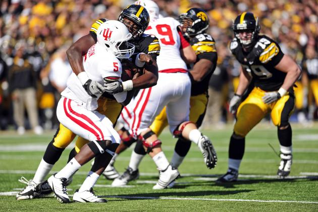 Big Ten Football: Worst-Case Scenario for the Conference Title Matchup
