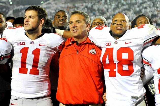 Ohio State Football: Projecting Where Buckeyes Would Be in the BCS Rankings