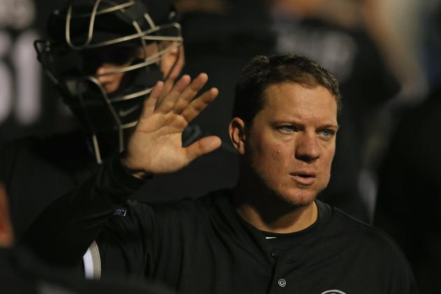 Chicago White Sox Extend Jake Peavy and Pick Up Gavin Floyd's 2013 Option