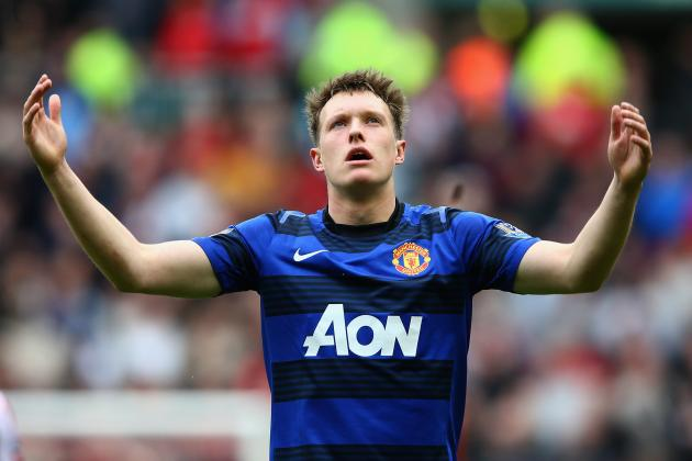 Manchester United: Chris Smalling, Phil Jones Give United Huge Defensive Boost