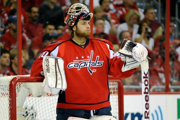 Washington Capitals: How Will the NHL Lockout Affect Neuvirth and Holtby?
