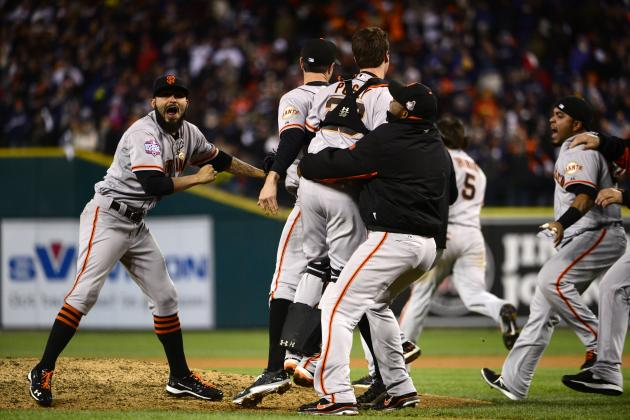 SF Giants Parade Route 2012: What to Watch for During Epic Celebration