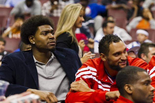 Why Andrew Bynum's Knee Problems Pose Huge Risk to 76ers' Playoff Hopes