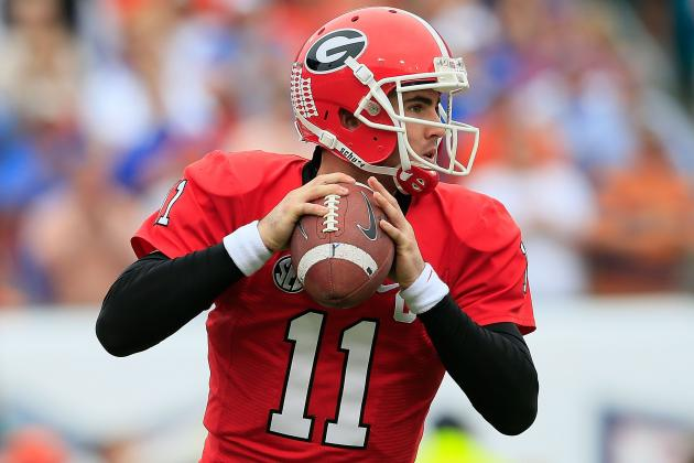 Georgia Football: Aaron Murray Still Has the Monkey on His Back