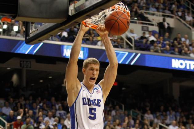 Duke Senior Plumlee Set for Bigger Role