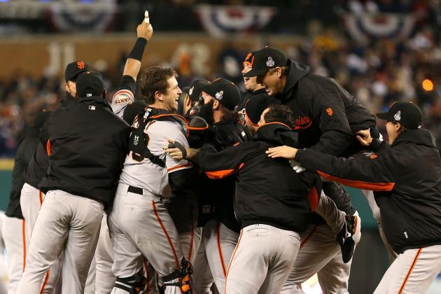 San Francisco Giants' 2nd World Series Ring in 3 Years Completes Surreal Journey