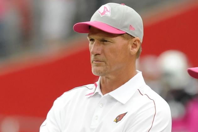 Arizona Cardinals Coach Ken Whisenhunt Delivers Stern Message to Team