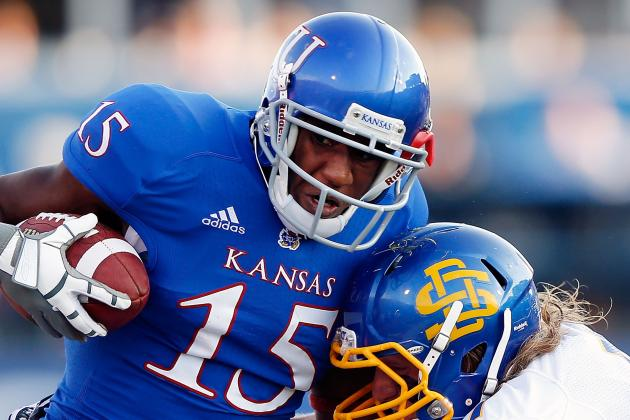 KU Making Progress at Home, Anyway