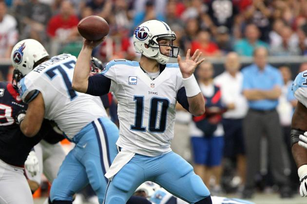 Jake Locker Still Not Ready, Matt Hasselbeck Starts Thisweek