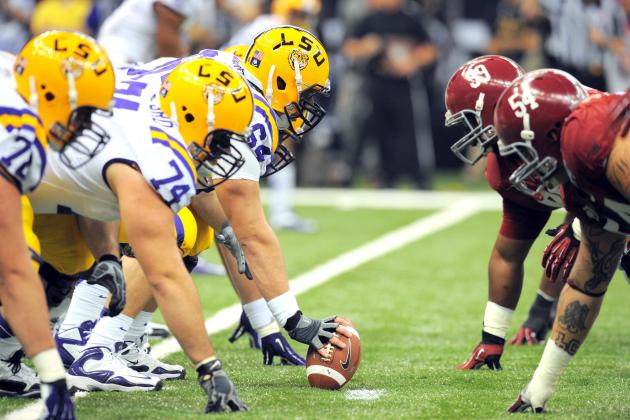 The Impact Alabama vs. LSU Showdown Will Have on 2013 Recruiting