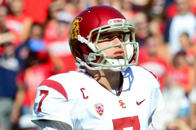USC Football: Oregon Pass Defense Will Expose Matt Barkley