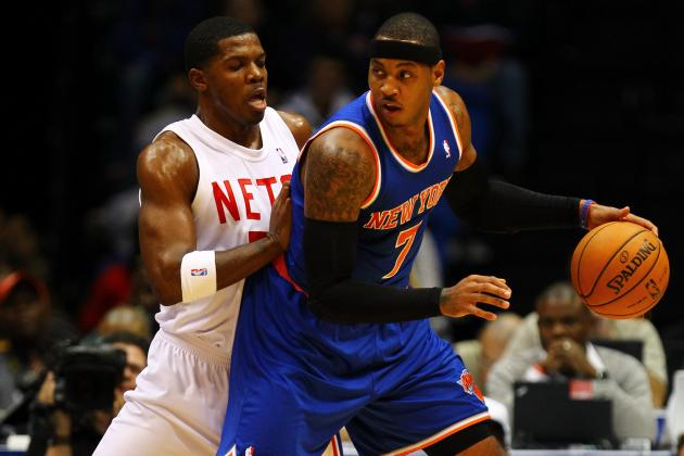 Previewing the New York Knicks' Opening Week Matchups
