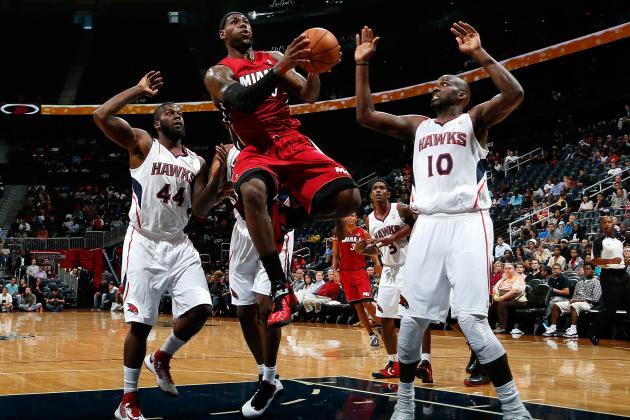 LeBron James Injury: Updates on Heat Star's Leg
