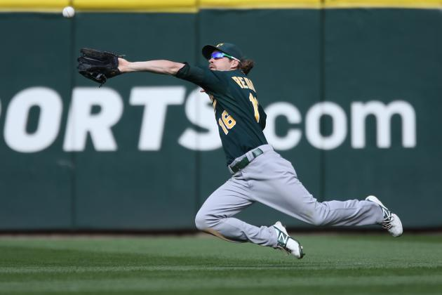 Oakland A's: Josh Reddick Wins Team's First Outfield Gold Glove in 27 Years