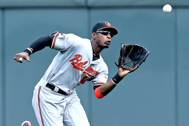 MLB Gold Gloves 2012: Complete AL and NL Winners Announced