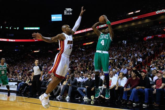 Miami Heat and Ray Allen Take Celtics Down in Season Opener