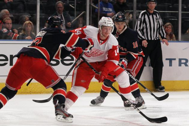 Detroit Red Wings: A Quick Look at Detroit's Best Prospects as Season Heats Up